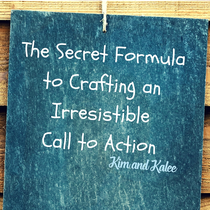 The Secret Formula to Crafting an Irresistible Call to Action
