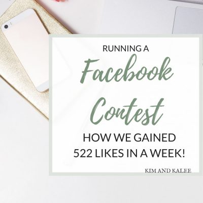 Facebook Contest - How We Gained 522 Likes in a Week
