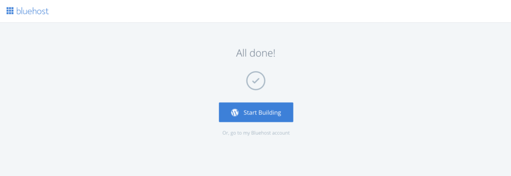How to Set Up Hosting for a Blog Bluehost