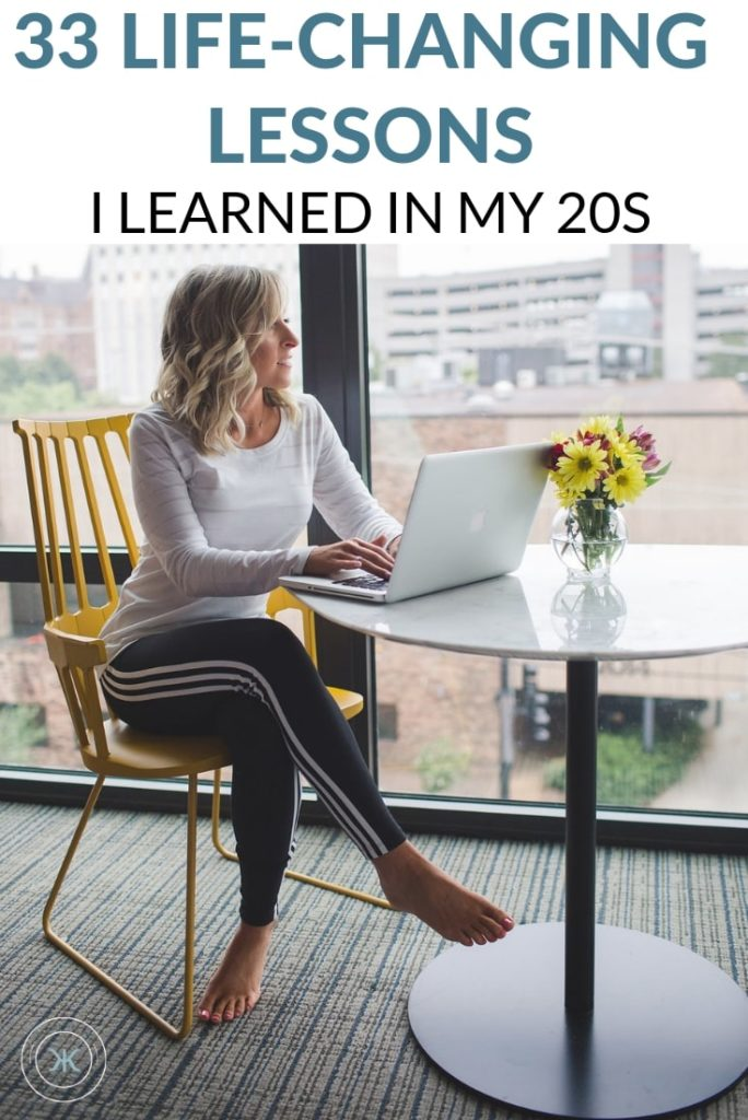 30th Birthday Reflections_ 33 Life Lessons I Learned in my 20s