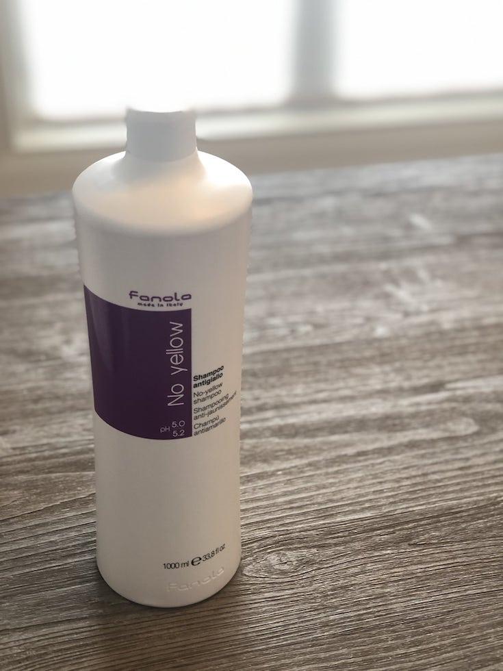 Fanola Purple Shampoo Review