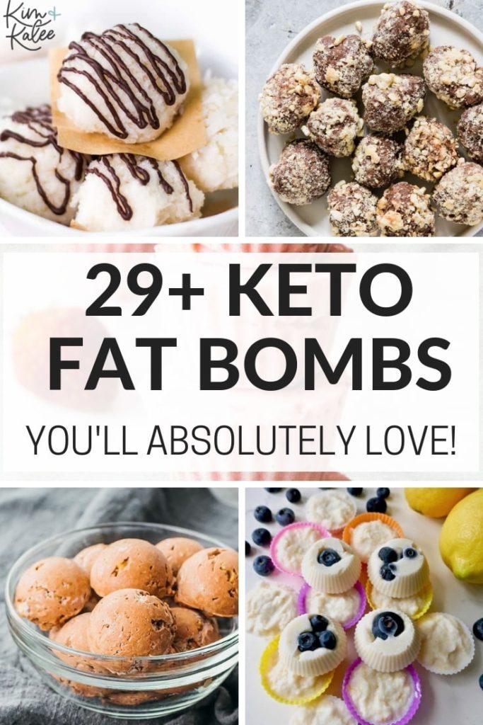 Keto Fat Bombs Recipe Roundup
