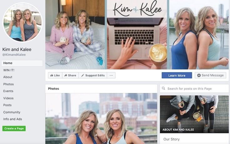 Facebook Profile and Cover Photo