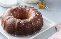 Kentucky Butter Cake Recipe Card Image