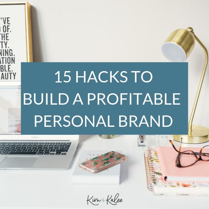 build a brand online