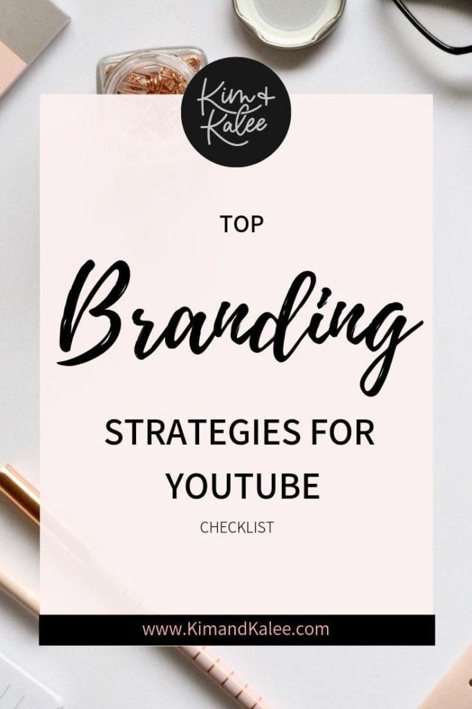 Branding Yourself on YouTube