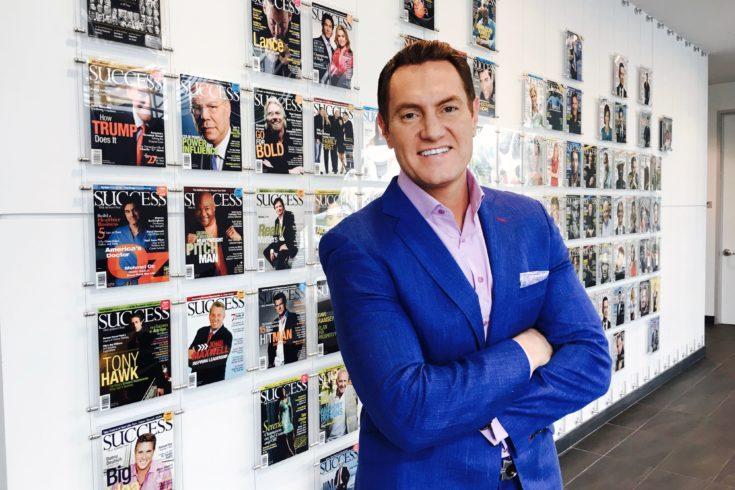 Darren Hardy at SUCCESS Magazine