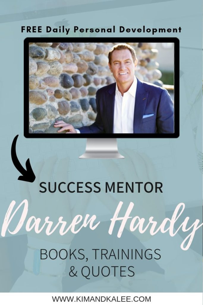 Darren Hardy's Books, Trainings and Quotes Guide