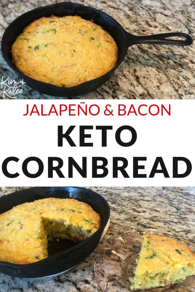 Keto Cornbread Recipe for Muffins - Add in Jalapeños, Bacon or Sweetener For a Kick!
