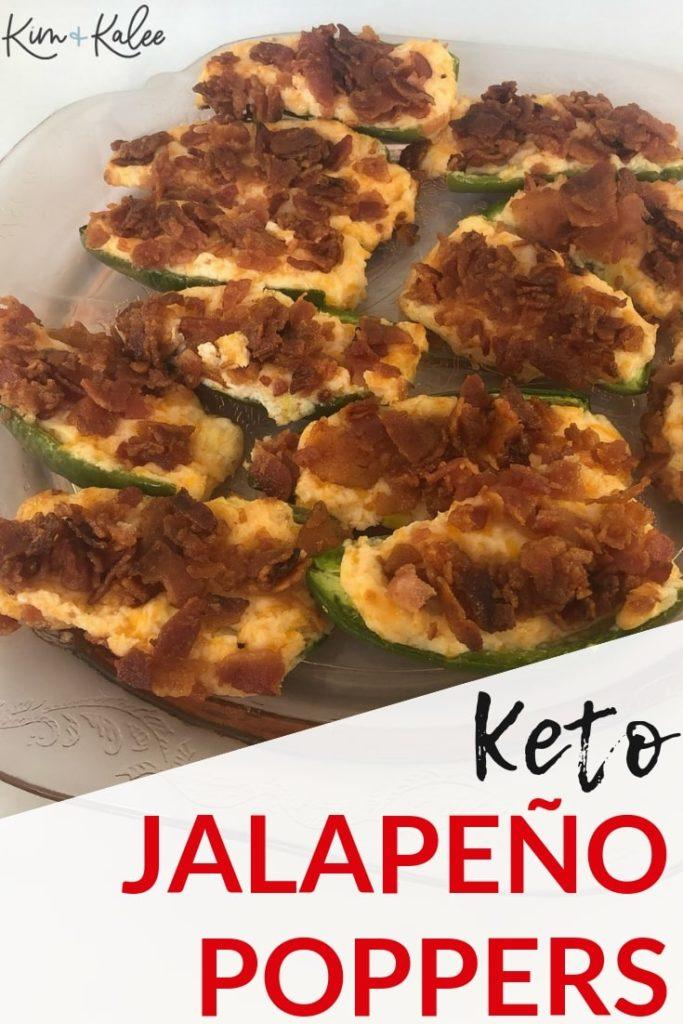 Keto Jalapeños Poppers Recipe