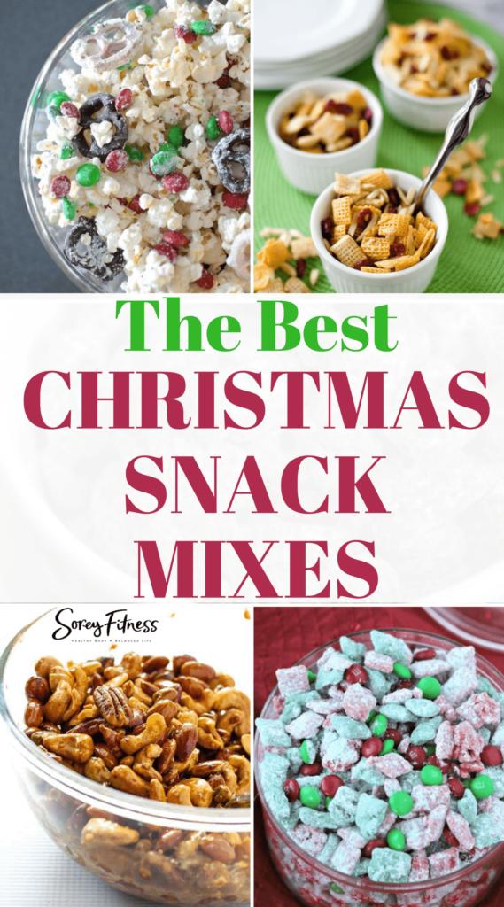 Christmas Snack Mix Recipes