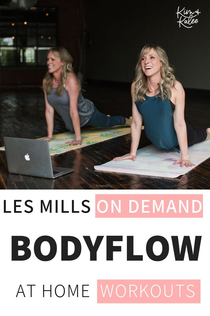 Les Mills on Demand BODYFLOW