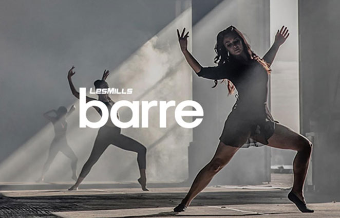 LES MILLS On Demand BARRE Workouts