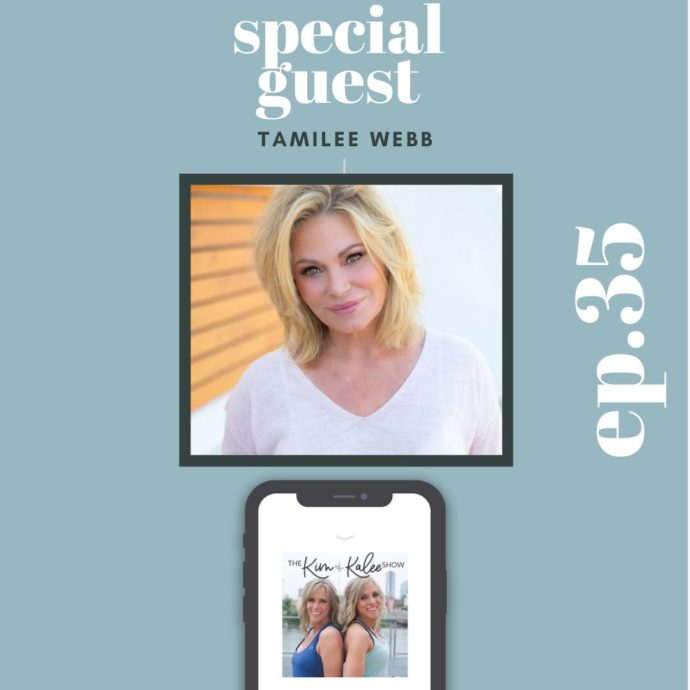THE KIM AND KALEE SHOW with Tamilee Webb