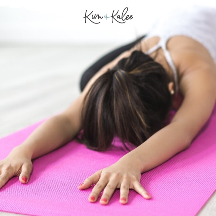 les mills for beginners yoga pose
