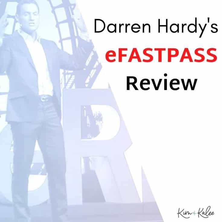 darren hardy efastpass review