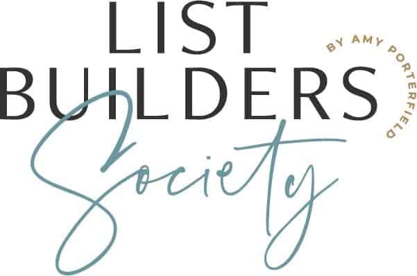 List Builders Society Logo