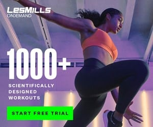 LES MILLS on Demand Trial