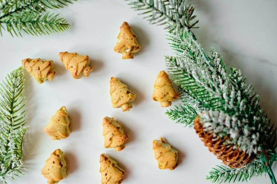 easy Christmas dog treats