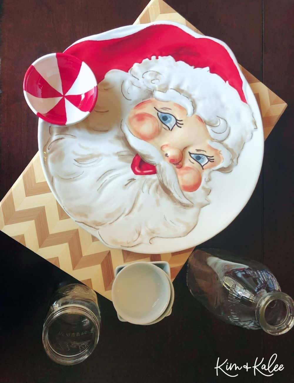 Santa Claus Plate