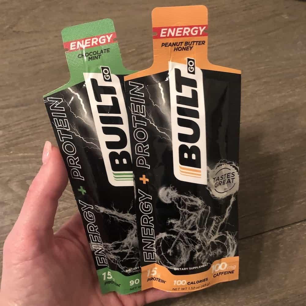 builtgo protein gel packs
