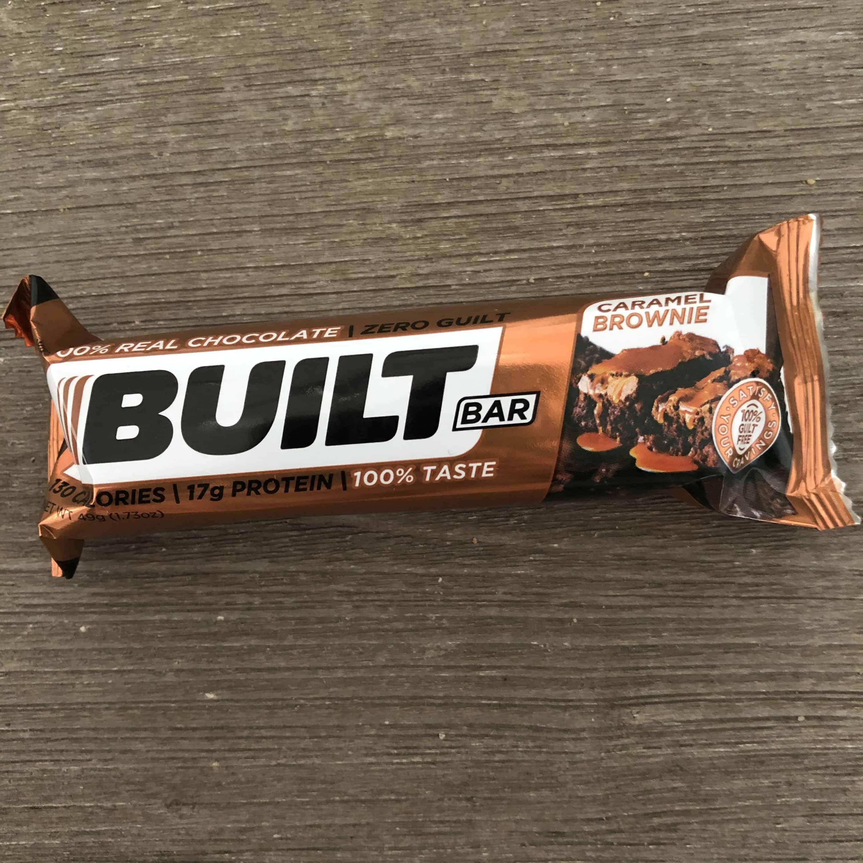 carmel brownie builtbar