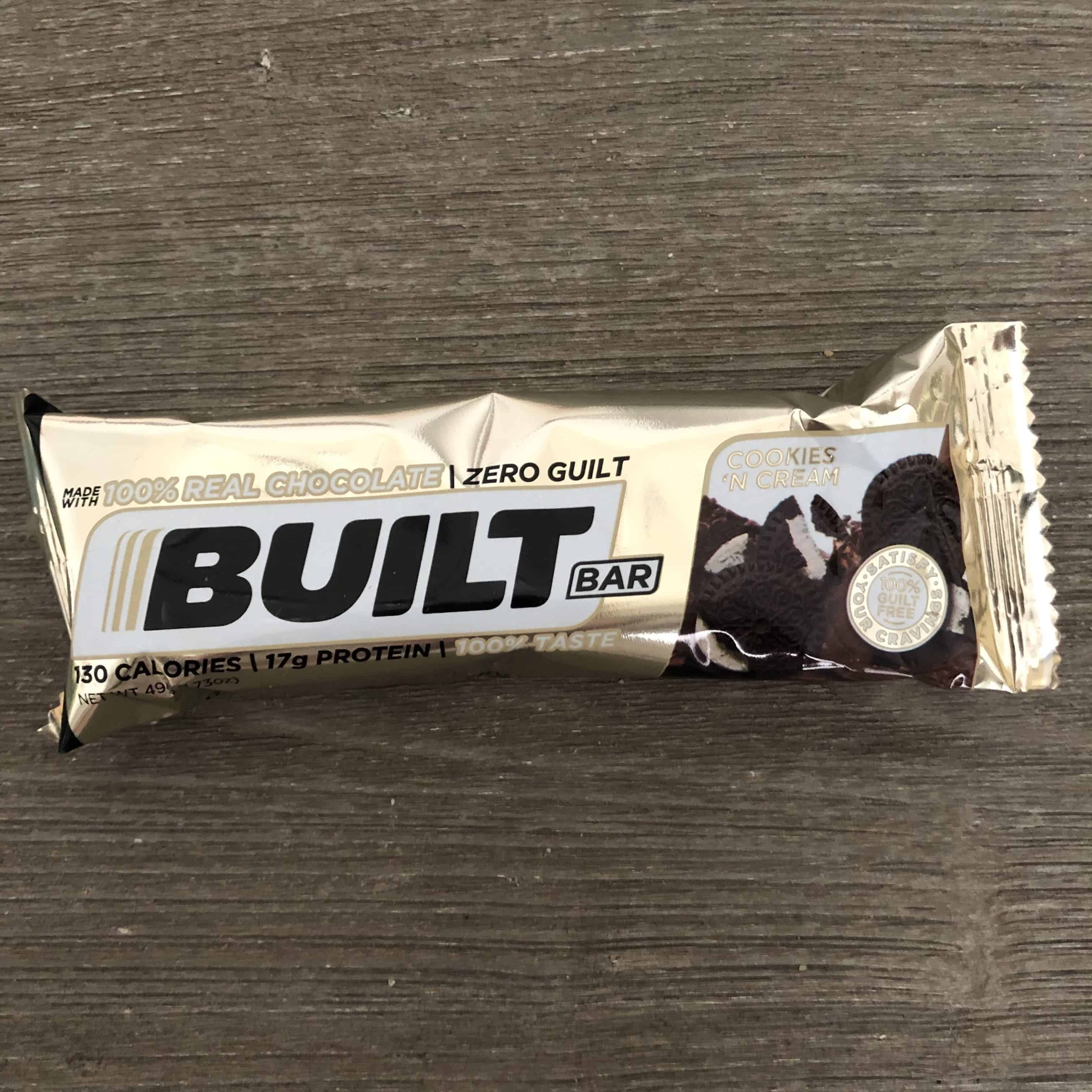 cookies n cream builtbar