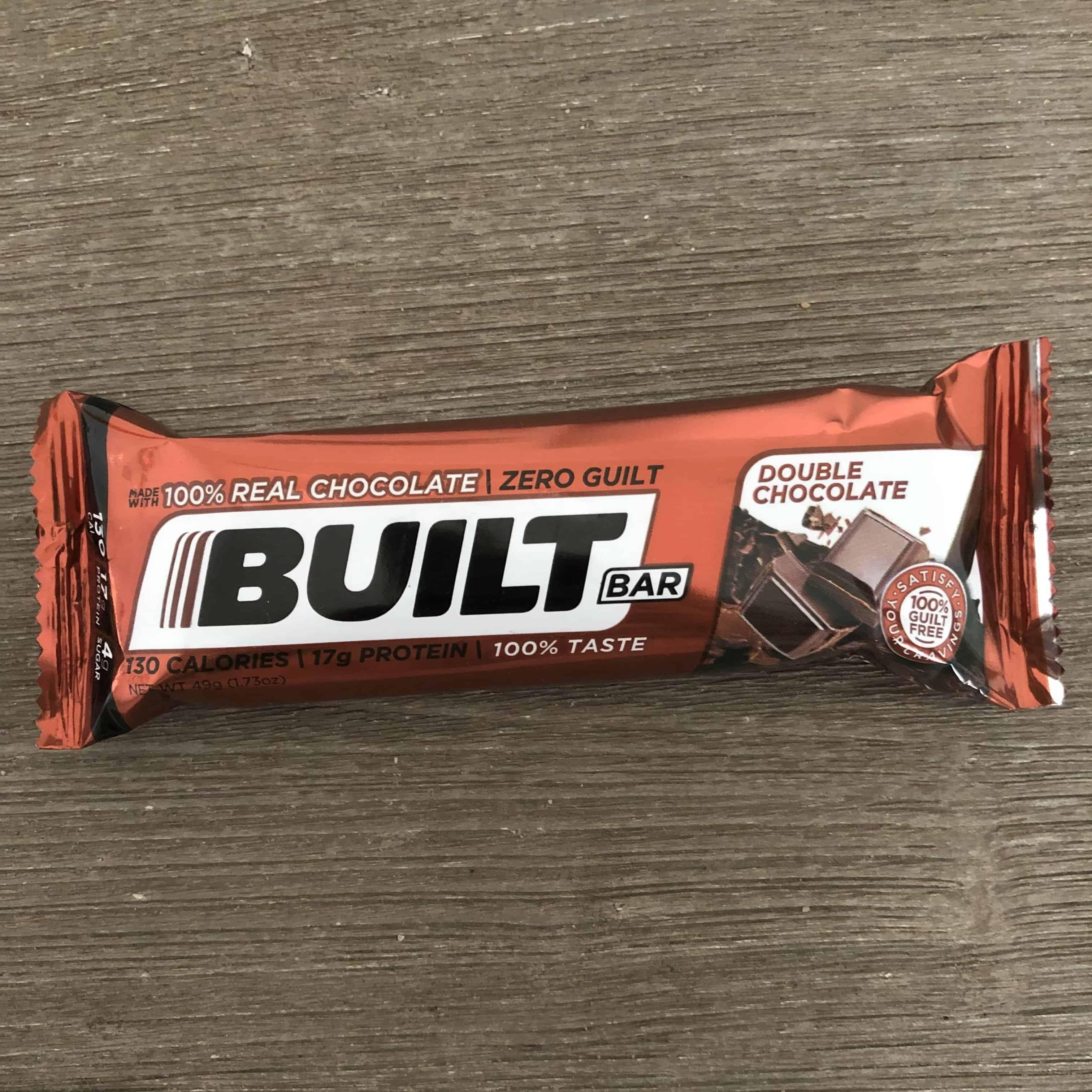 double chocolate builtbar
