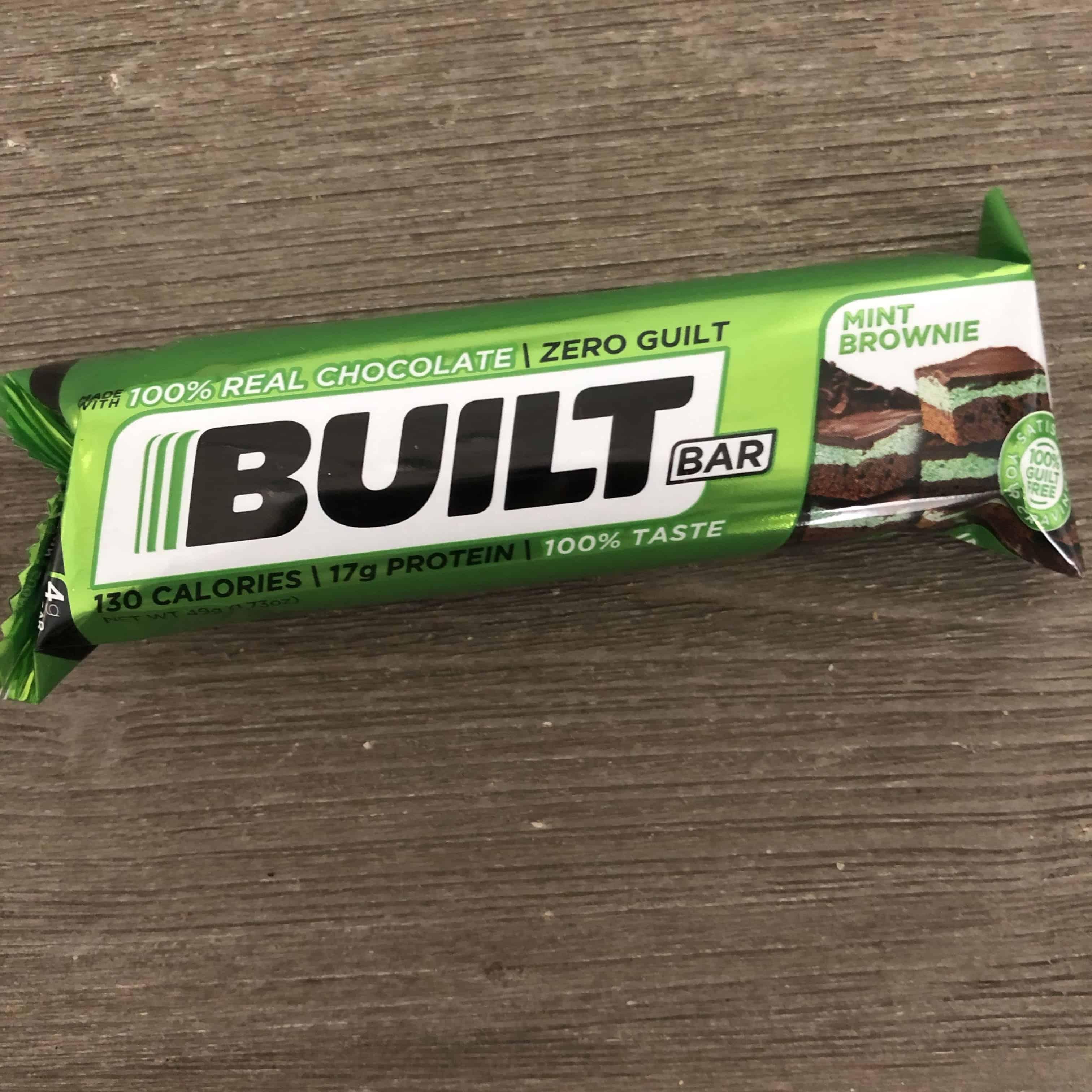 mint brownie builtbar