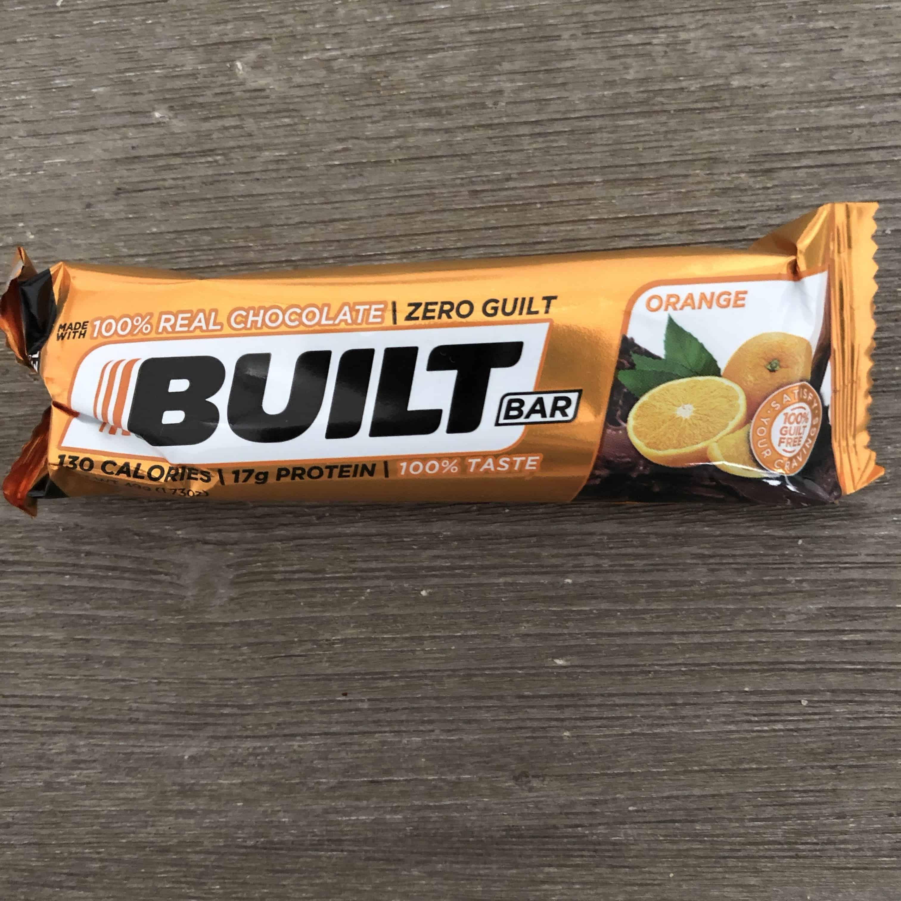 orange builtbar