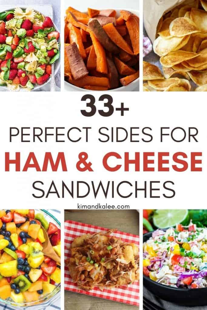 33+ ideas to serve with ham and cheese sandwiches