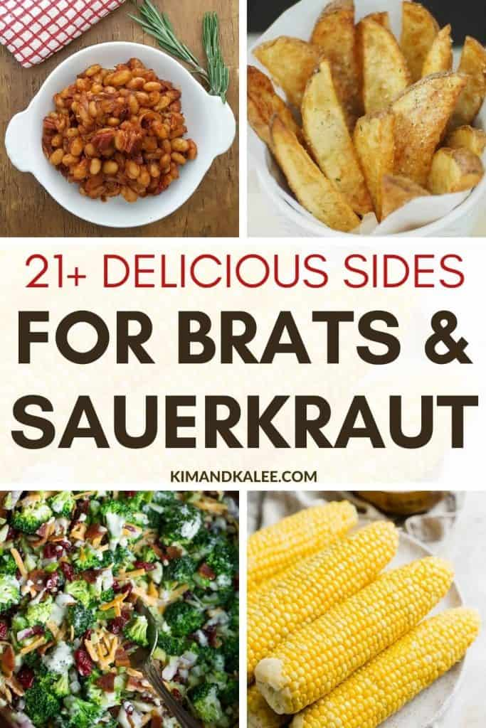 What to Serve with Brats and Sauerkraut for Dinner