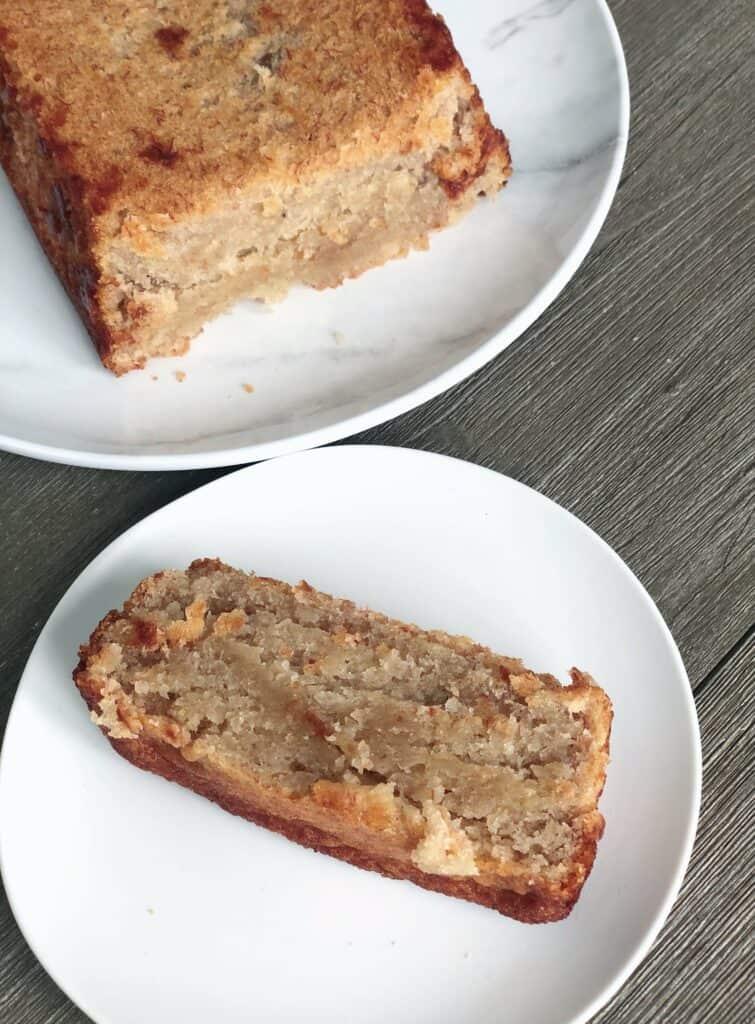 slice of Hawaiian Banana Bread