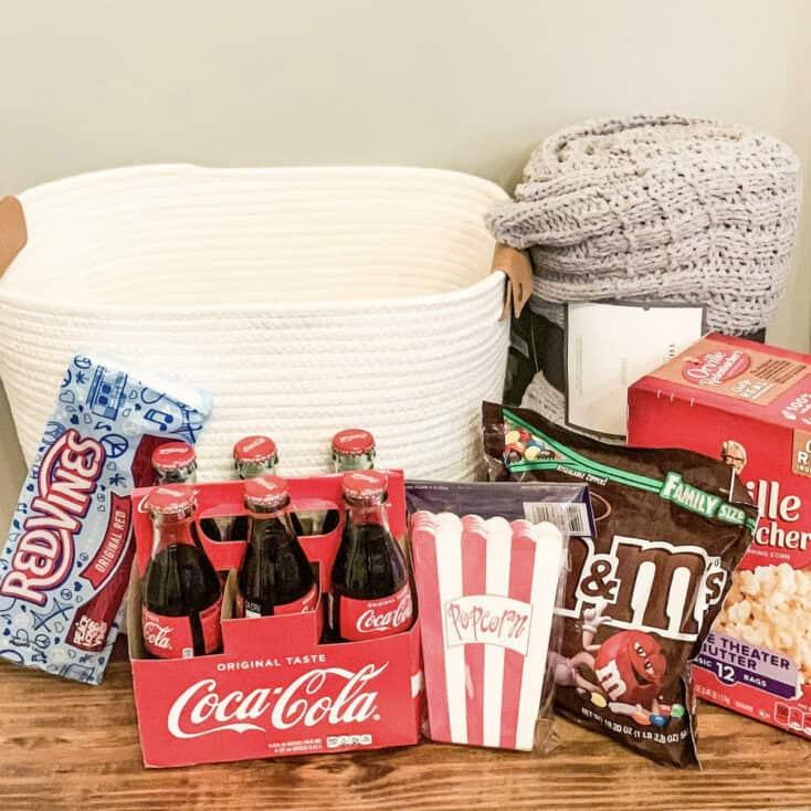 movie night kit ideas not in the basket yet